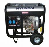 ��������� ��������� HYUNDAI Professional DHY 6000LE-3