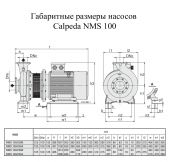 ����� ������������� Calpeda NMS 100/200A (60T02261000) �2