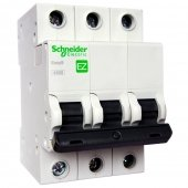 �������������� ����������� Schneider Electric Easy9 3P 20A ���-�� C 4,5�� EZ9F34320 �1