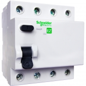 ���������������� ���� Schneider Electric Easy9 4P 63� 30�� ��� AC EZ9R34463
