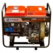 ��������� ��������� KJ POWER KDE6500E