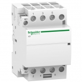 Контактор Schneider Electric iCT Acti9 40A 4Н.O 230 V A9C20844