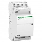 Контактор Schneider Electric iCT Acti9 25A 4Н.O 230 V A9C20834