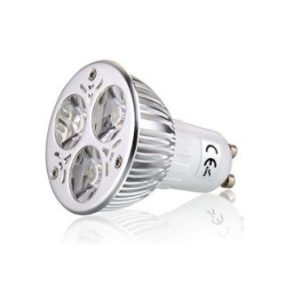 Лампа Svetlini GU10 3W Pure White Color (3*1W LED)