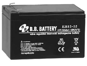 �������������� ������� BB Battery EB12-12