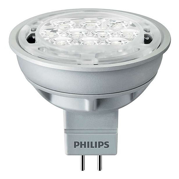 ����� PHILIPS Essential LED 5-50W 6500K MR16 24D