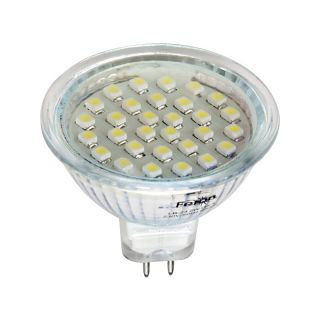 Лампа Feron LB-23 MR16 G5.3 230V 2W 30LEDS RED