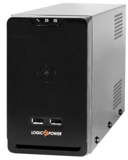 ИБП LogicPower  LP U650VA (gloss white)