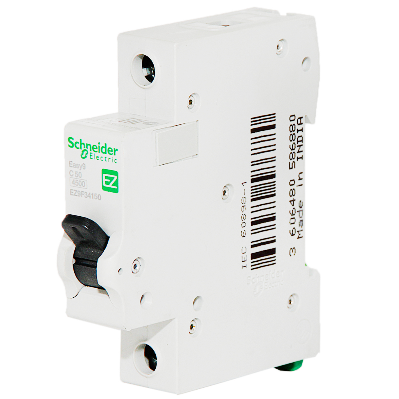 �������������� ����������� Schneider Electric Easy9 1P 50A ���-�� C 4,5�� EZ9F34150