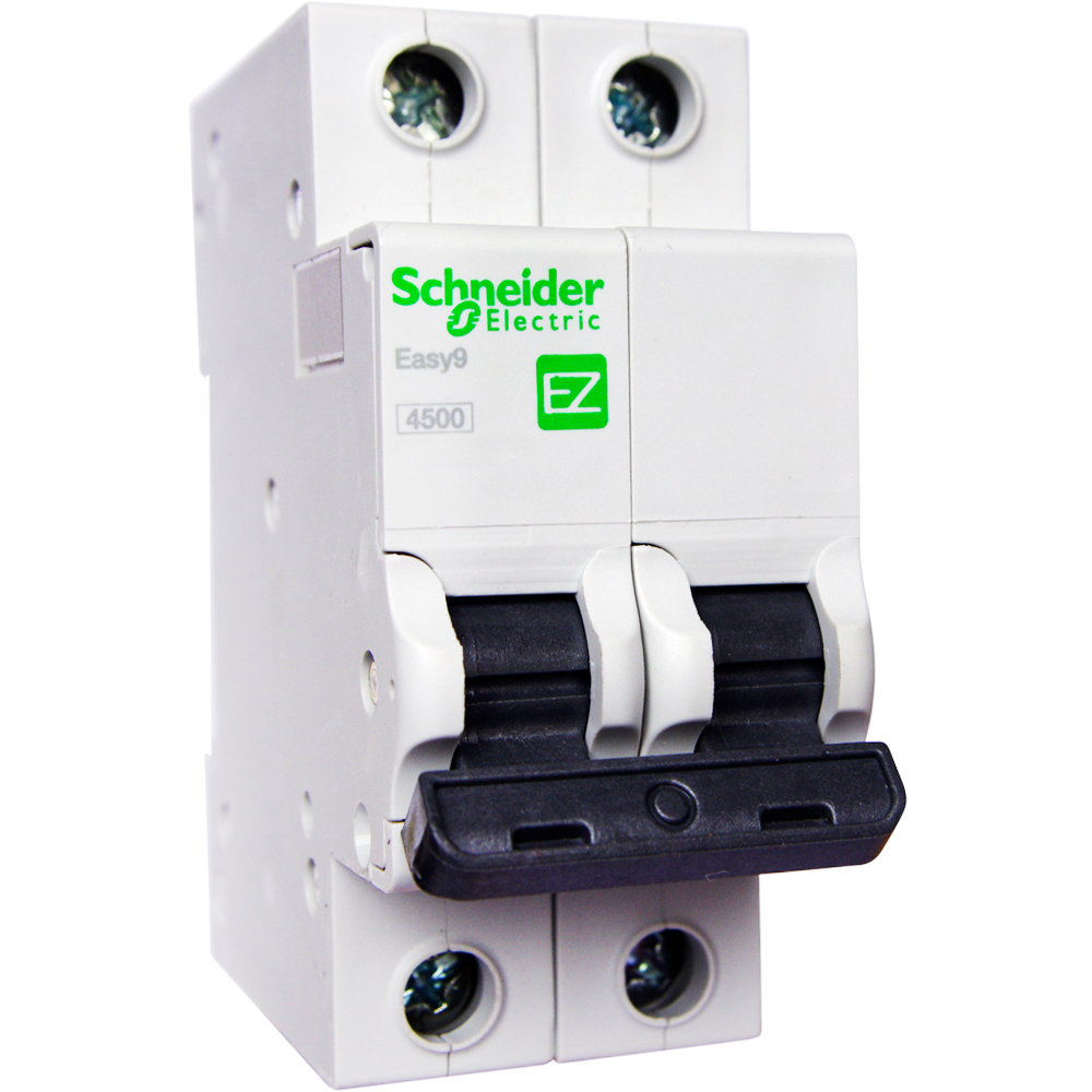�������������� ����������� Schneider Electric Easy9 2P 63A ���-�� C 4,5�� EZ9F34263