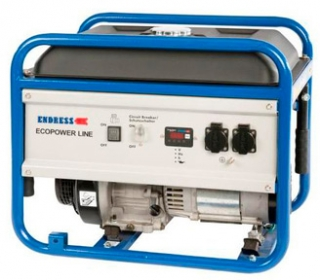 Генератор бензиновый ENDRESS ECOPOWER - LINE ESE 3000 BS