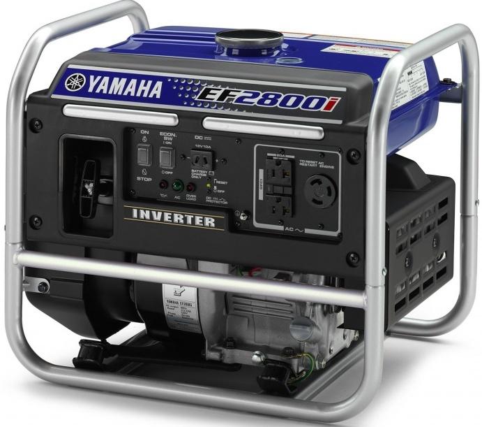 Генератор бензиновый yamaha ef2800i сварочный аппарат стоимость в спб