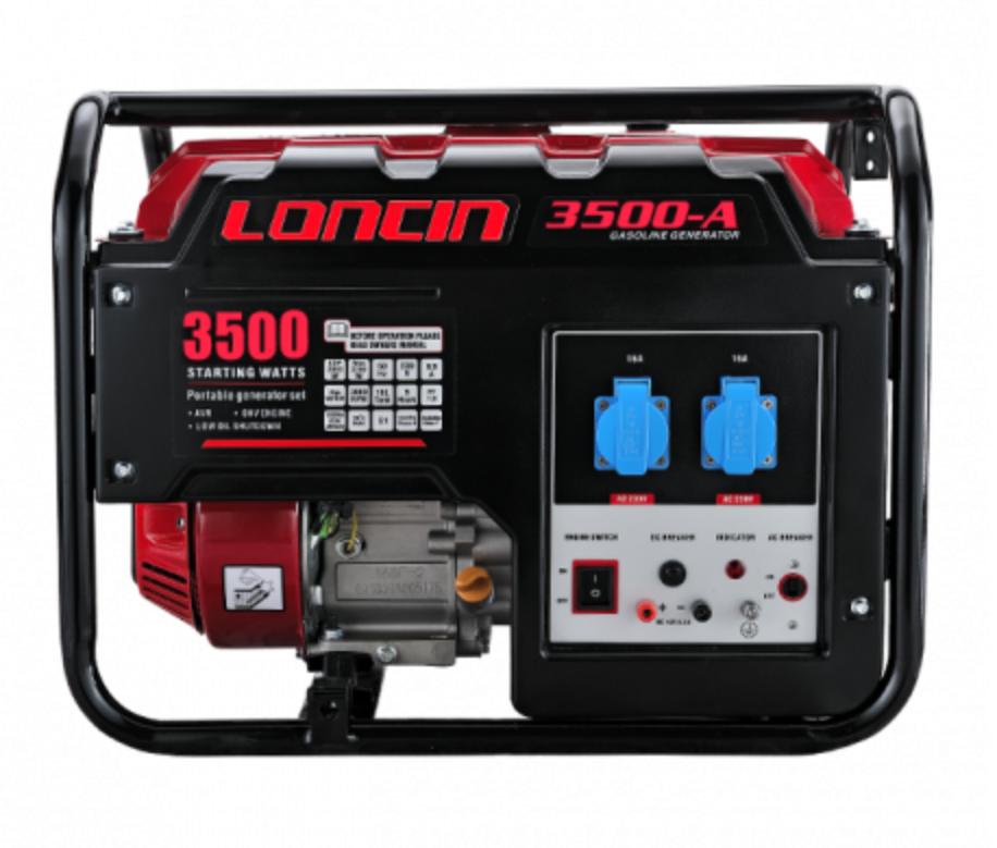 """Результат пошуку зображень за запитом """"бензиновый генератор Loncin"""""""