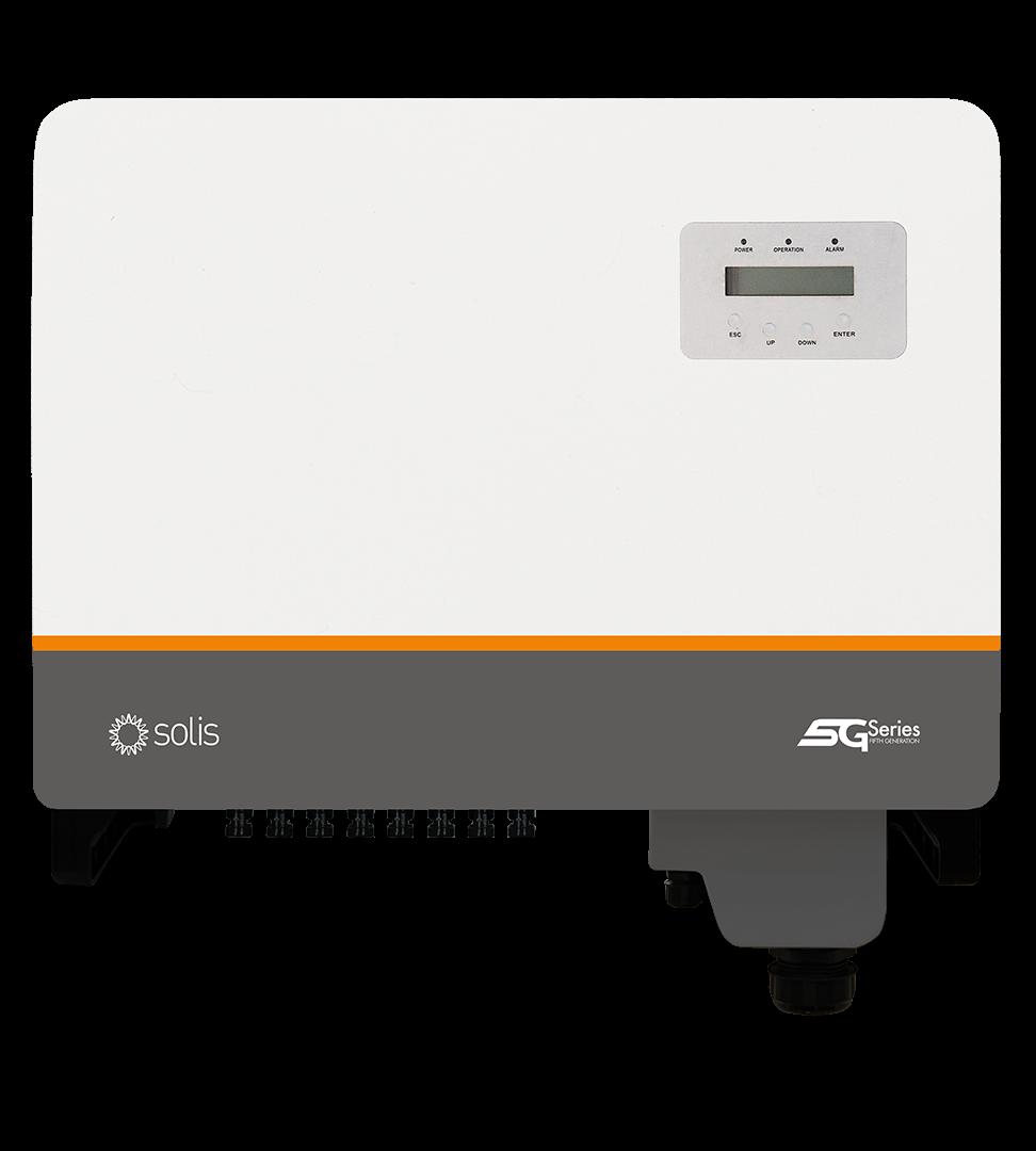 Инвертор Solis 30K-5G №1